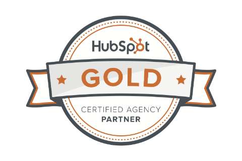HubSpot Gold Certified Partner