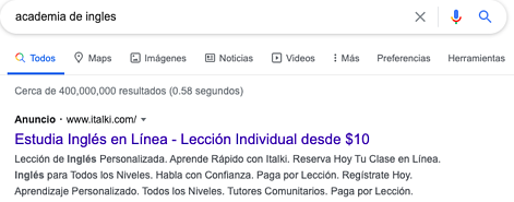 google-ads-texto